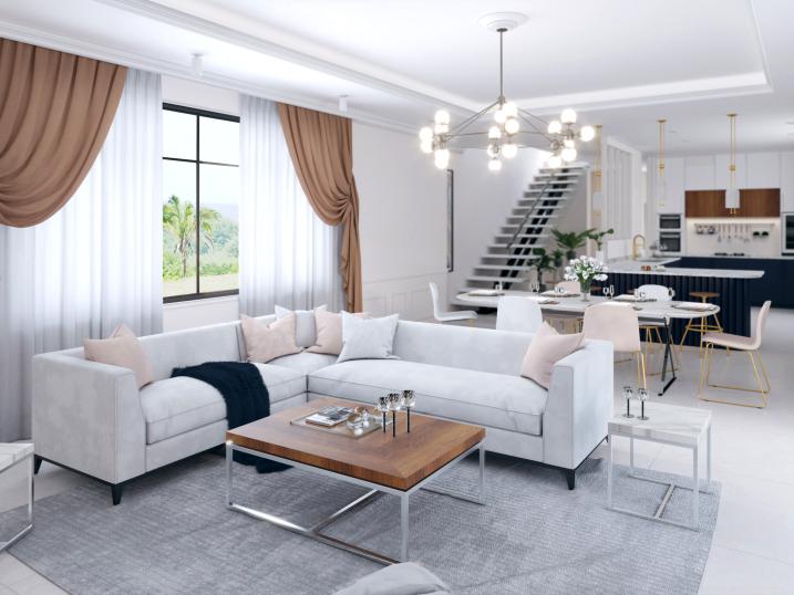 Lavinia Villa Full Interior Design