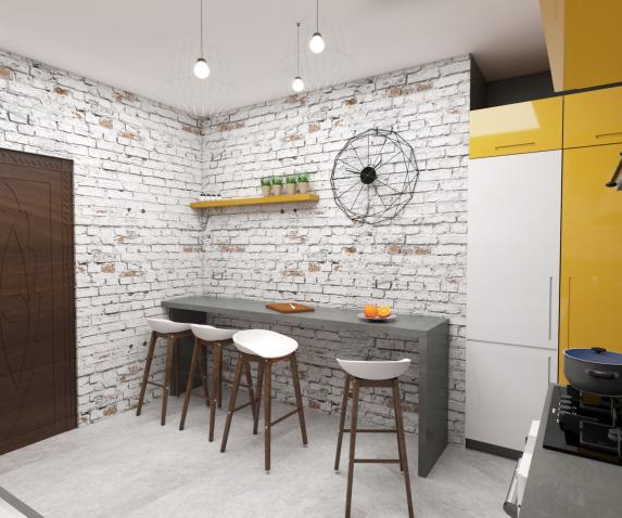 Staff Kitchen